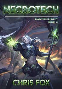 NECROTECH E-BOOK COVER