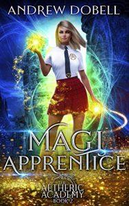 Magi Apprentice e-book cover