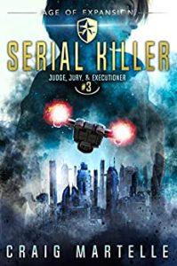 serial killer e-book cover
