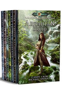 tales of fiesta druid complete set 1-7
