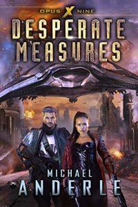 Desperate Measure ebook cover