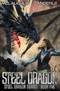steel dragon e-book cover