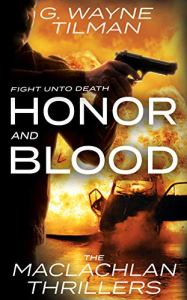 Honor and Blood e-book cover