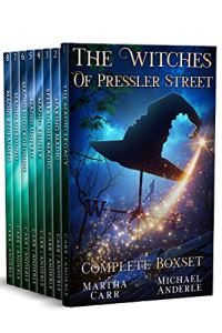 WITCHES OF PRESSLER COMPLETE SET