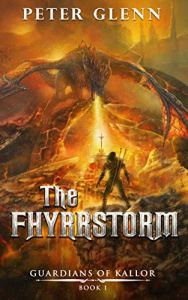 The Fhyrrstorm e-book cover