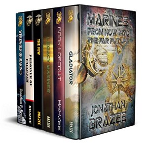 Marines from now to the far future e-book cover