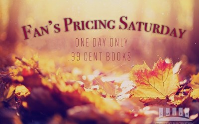Ghoulish Fan's Pricing Saturday for October 24th, 2020