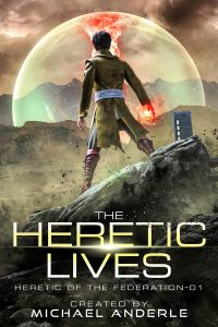 Heretic Lives e-book cover