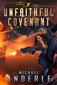 unfaithful Covenant e-book cover