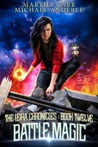 Battle Magic e-book cover