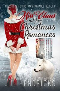 MISS CLAUS COMPLETE BOXED SET E-BOOK COVER