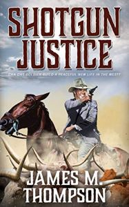 Shotgun Justice e-book cover