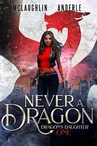 NEVER A DRAGON E-BOOK COVER