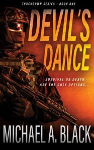 Devils Dance e-book cover
