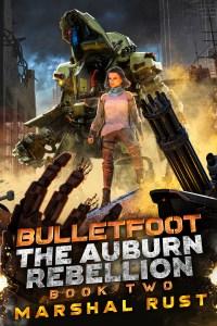 Auburn Rebellion e-book cover
