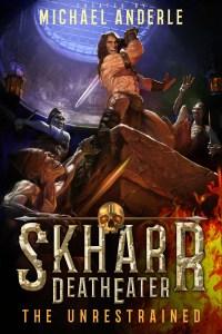 Unrestrained e-book cover