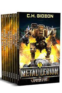 Metal Legion Omnibus e-book cover