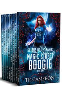 Scion of Magic complete series e-book cover