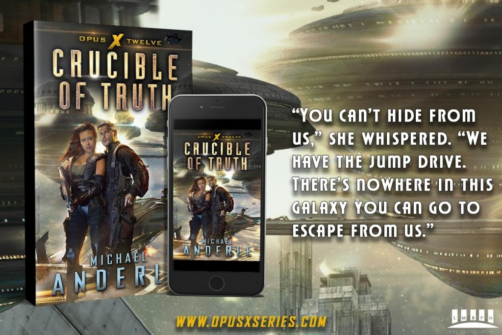 Crucible of Truth quote banner