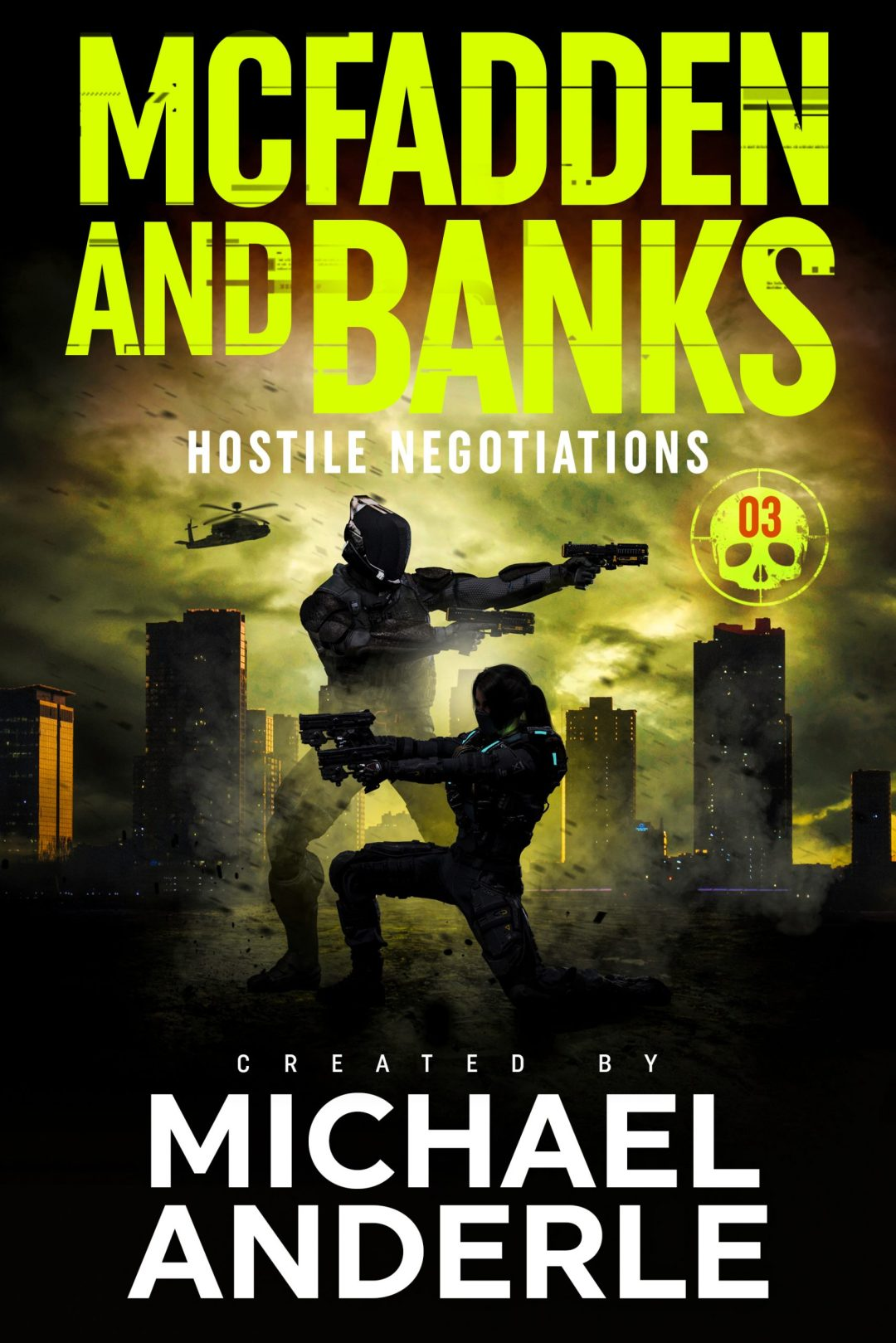 Hostile Negotiations e-book cover