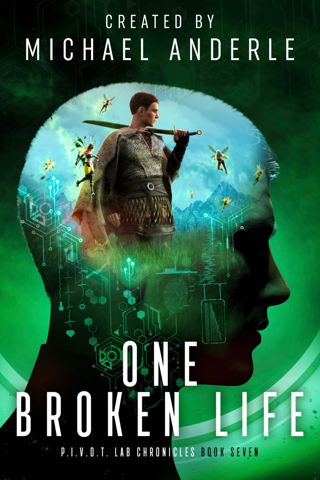 ONE BROKEN LIFE E-BOOK COVER