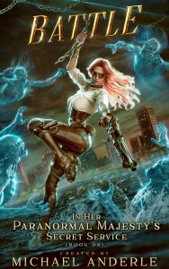 BATTLE E-BOOK COVER