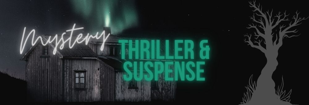bookfunnel mystery and thriller promo banner