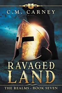 Ravaged Land e-book cover