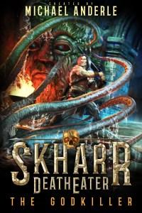 The Godkiller e-book cover