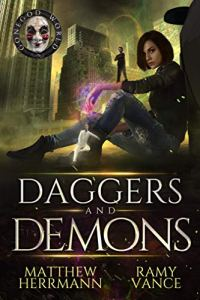 Daggers and Demons e-book cover