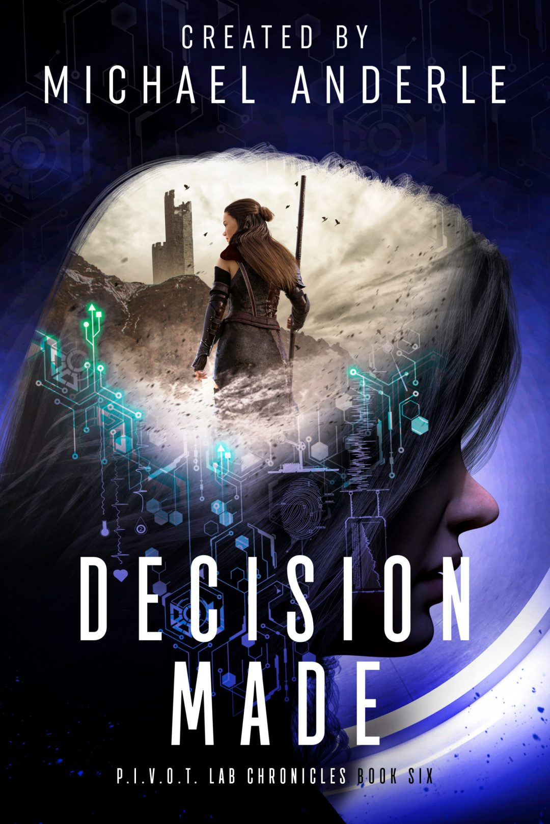 Decisions made e-book cover