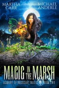 Magic in the Marsh e-book cover