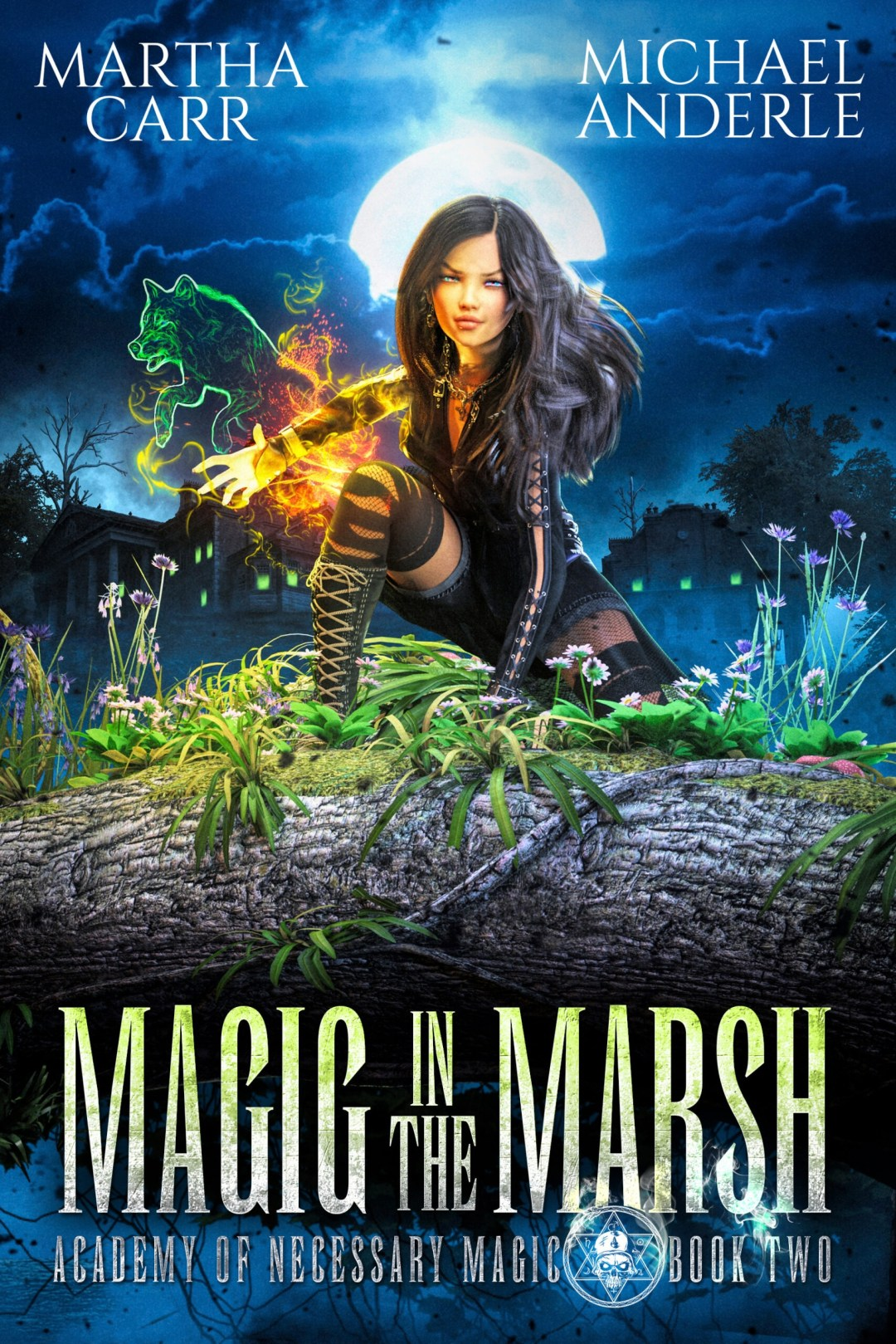 Magic in the Marsh e-book cover