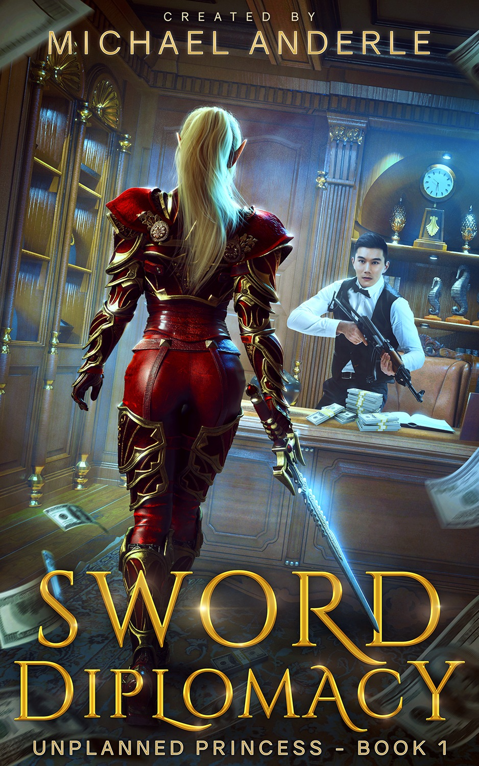 Sword Diplomacy E-book cover