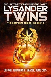 United Federation Marine Corps e-book cover