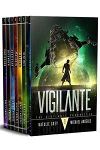 VIGILANGE CHRONICLES E-BOOK COVER