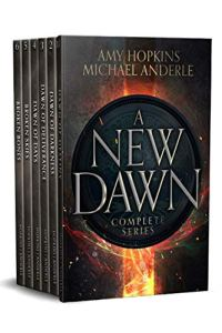 A NEW DAWN E-BOOK COVER