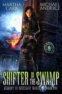 Shifter in the Swamp E-book cover