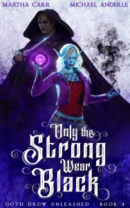ONLY THE STRONG WEAR BLACK E-BOOK COVER