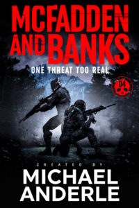 One Threat Too real e-book cover