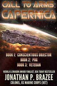 Call to Arms: Capernica e-book cover