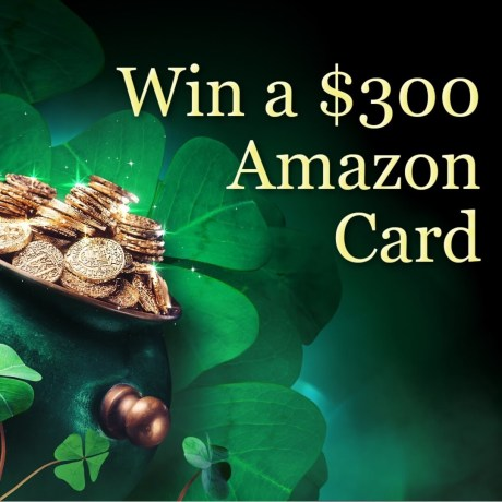 Feeling Lucky Gift Card giveaway