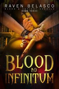 Blood Ad Infinitum e-book cover