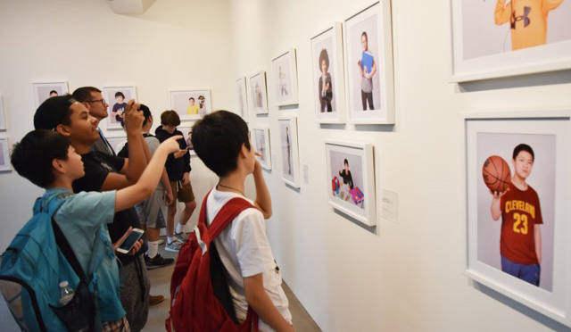 Art Show at Philips Gallery