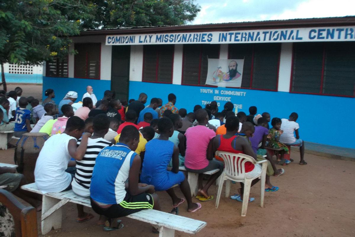 CLM Ghana