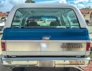 1973 Chevy K5 Blazer  Kylie Cereghino  LMC Truck Life