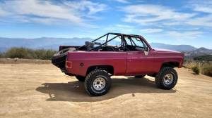 1973 Chevy K5 Blazer  Jimmy O  LMC Truck Life