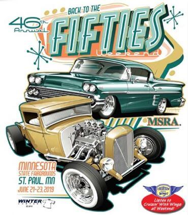 Back to the Fifties Weekend