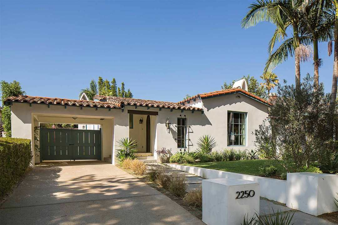 Open Flow · Spanish Colonial · Santa Monica Renovation - LMD Architecture Studio
