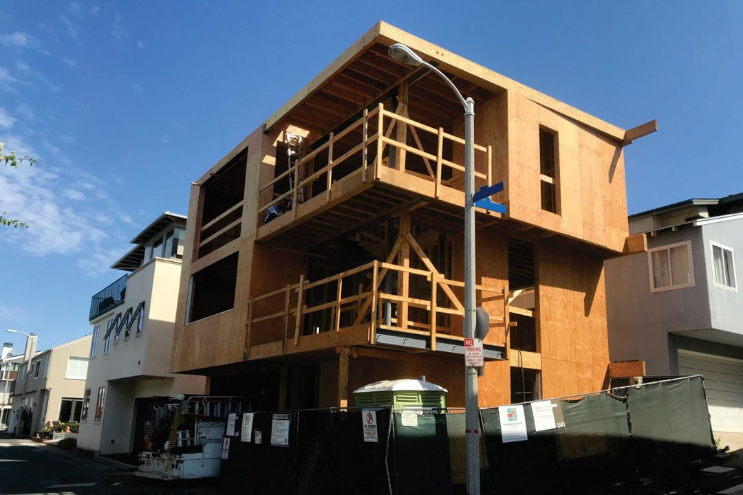 Under construction - LMD Architecture Studio